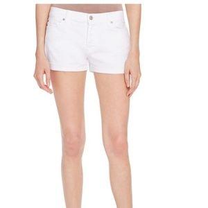 Seven7 for all mankind denim shorts 28